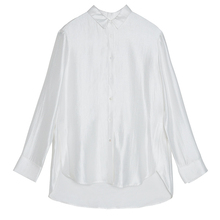 Fashion Design Lange Mouwen Casual Lady <span class=keywords><strong>Blouse</strong></span>