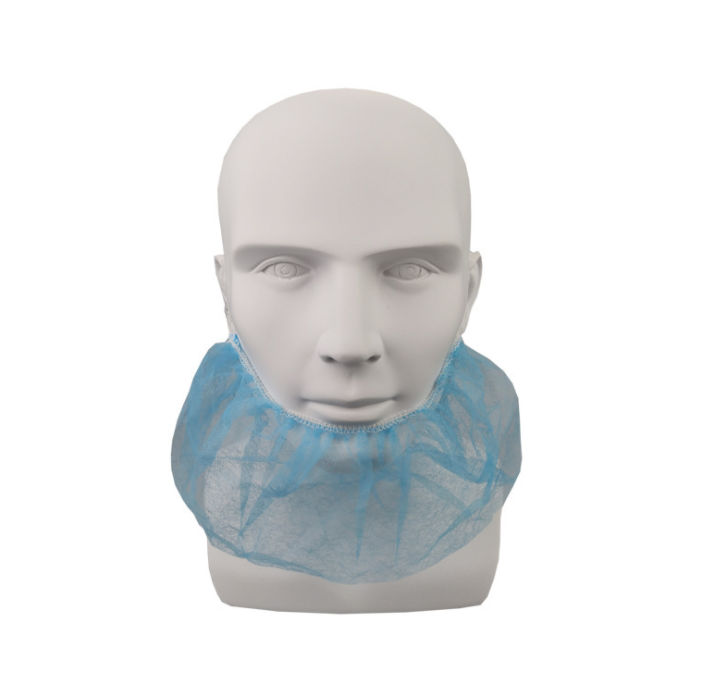Disposable Mouth Cover Disposable Beard Protector Nets Beard Cover
