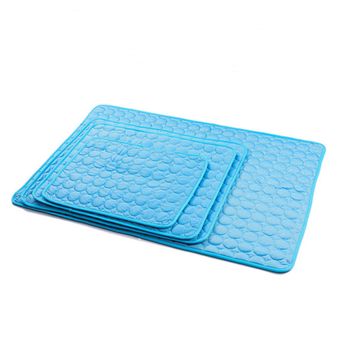 Summer pet cooling bed ice pad for dog cat