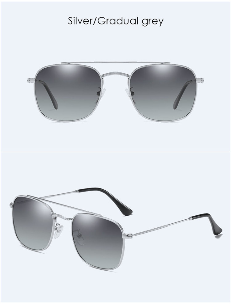 2019 Aluminum Magnesium Polarized Frame Man Driving Sunglasses