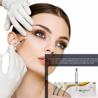 Cross linked hyaluronic acid 20 mg/ml/  korean hyaluronic acid filler for hyaluronic pen  standard