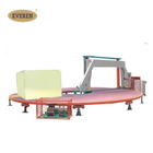 EE-HC02 Foam Block Cutting Machine with Round Table