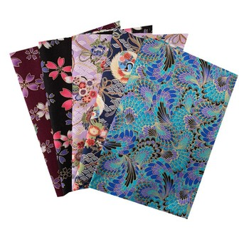 Wholesale quilting material 20*25cm 100% Japanese cotton printed patchwork fabric
