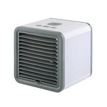Мини-кондиционер, охлаждающий вентилятор для спальни, дома, Artic Cooler, портативный Перезаряжаемый настольный вентилятор, портативный Ultra-quiet25(Китай)