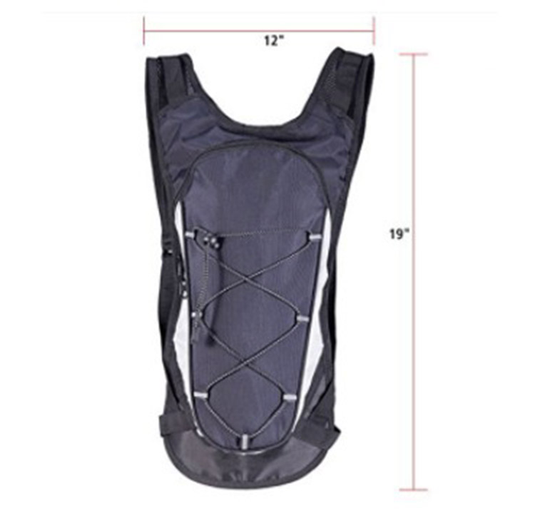 Hydration Water Backpack with 2L Water Bladder Perfect for Hunting Climbing Running and Hiking
