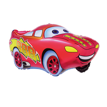 New kids toys Lightning McQueens car balloons for sale