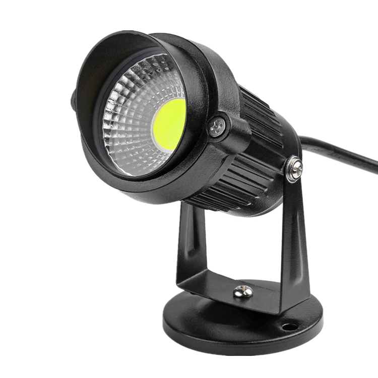 Customize 240LM Waterproof Garden Spike Lamps Outdoor 3W COB Landscape Outdoor Led Spot Light