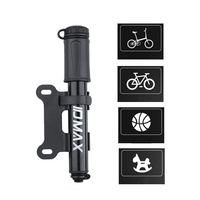 Pump bicycle high pressure mini portable home basketball mountain bike electric battery car air pump
