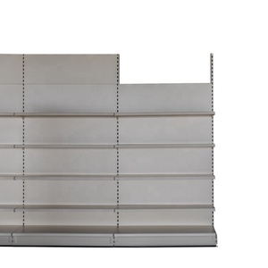Factory price supermarket trade show display used commercial shelving