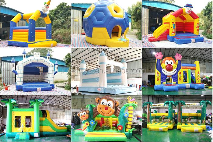 XIXI ของเล่นครอบครัว Backyard เต็นท์ Inflatable แสดง House พองฟุตบอล Shape camping IGLOO