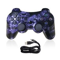 Wireless Game Controller for PS3 Joystick Graffiti Style