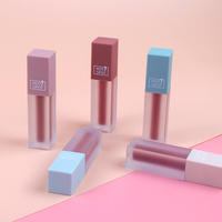 5 Pack Long Lasting Waterproof Soft Texture Lip Gloss Sets