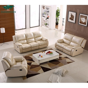 High quality sofa recliner 3 seater leather,furniture 3 seat sofa recliner,reclining leather sofa set 3 seater
