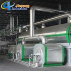 Waste Oil Waste Pyrolysis Plant Newset Design Continuous Refined Waste Oil Pyrolysis Plant