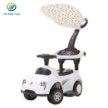 Gute qualität baby kinderwagen kunststoff push <span class=keywords><strong>mega</strong></span> <span class=keywords><strong>auto</strong></span> mit musik baldachin