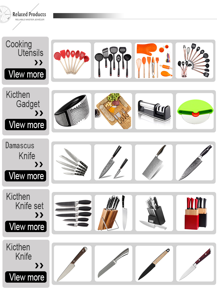 High Quality Kitchenware 6pcs Nylon Cooking Utensil Kitchen Tool Set with Wood Pattern Handle