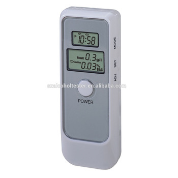 Potable Alcohol Wine Analyzer Diyatel Highly Sensitivity Hand Held 6389 Alcohol Tester For Sale