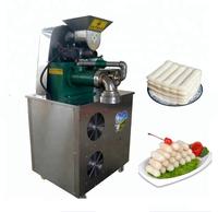 Professional rice noodles press machine/press rice noodles machine