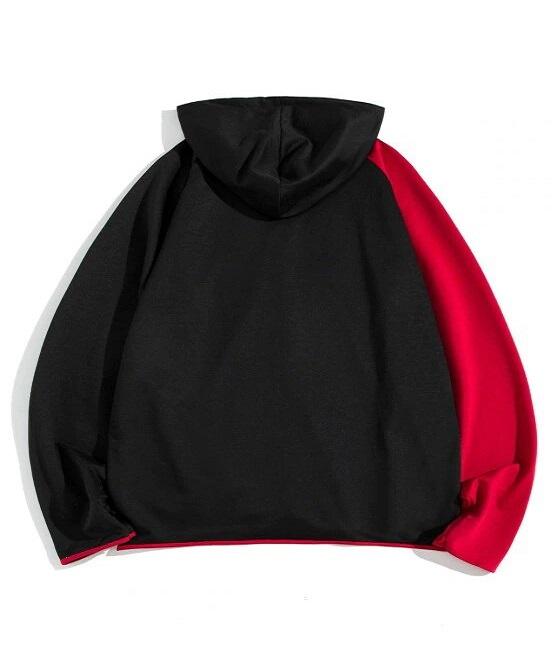 พรีเมี่ยมใหม่ hip hop โลโก้ที่กำหนดเอง hoodies Zip Up เสื้อ hoodies ผู้ชาย