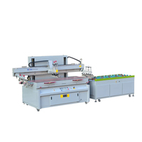 Acrylic plate automatic discharge screen printing machine