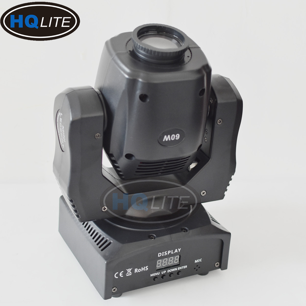 Professional stage gobo sharpy beam 60W mini spot LED moving head lighting led