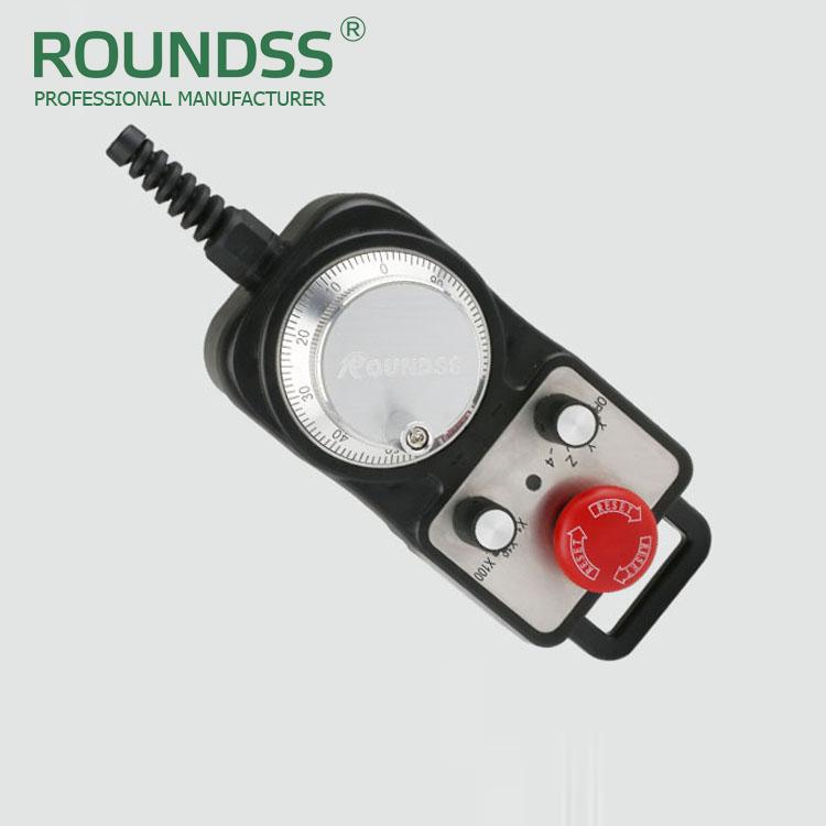 CNC MPG Hand Held Encoders Handwheel Control Pendant