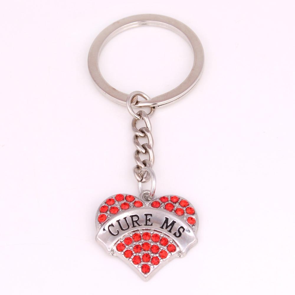 K700002-1 Yiwu Huilin Bijoux Grand Moyen Petit Soeur Amour Coeur porte-clés membre De La Famille Bijoux