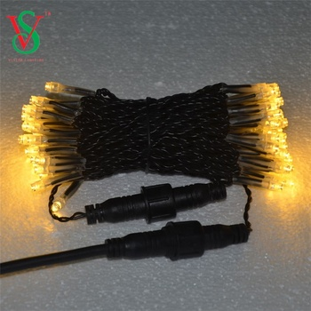 Wholesale outdoor christmas patio IP65 Waterproof Warmwhite Led vintage string lights