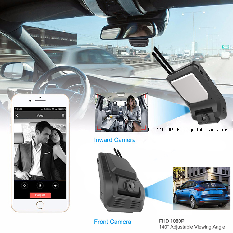 Dash-Camera for car
