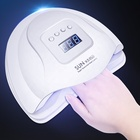 One-Stop Service Sun Uv Gel Lamp New Arrivals SUN X5 PLUS 110W UV Gel Curing Nail Lamp with 99S Low Heat Painless Mode Timing 10s 30s 60s Nail Dryer