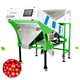 Green Coffee Bean Full Color Sorter Color Sorter Machine For Cherry