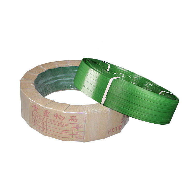 Colored Pet Packing Strap roll with embossed or smooth