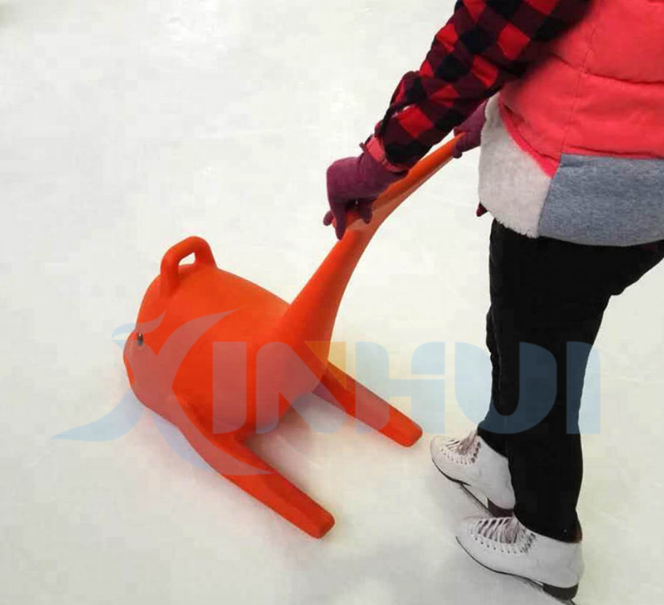 Ice skating funny dolphin helper AIDS for children learner