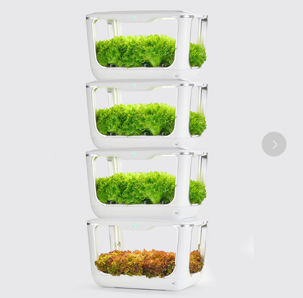 Крытый небольшой резервуар гидропонный климат контроль семян растут коробки мини растут коробки Крытый вертикальный завод фермы комплект систем