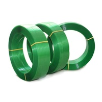 For Wholesale Green Pet Strap Manufacturer Scrap Band