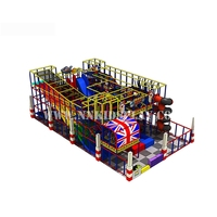 New Cheap Residential Area Amusement Entertainment Indoor Play Centre Equipment