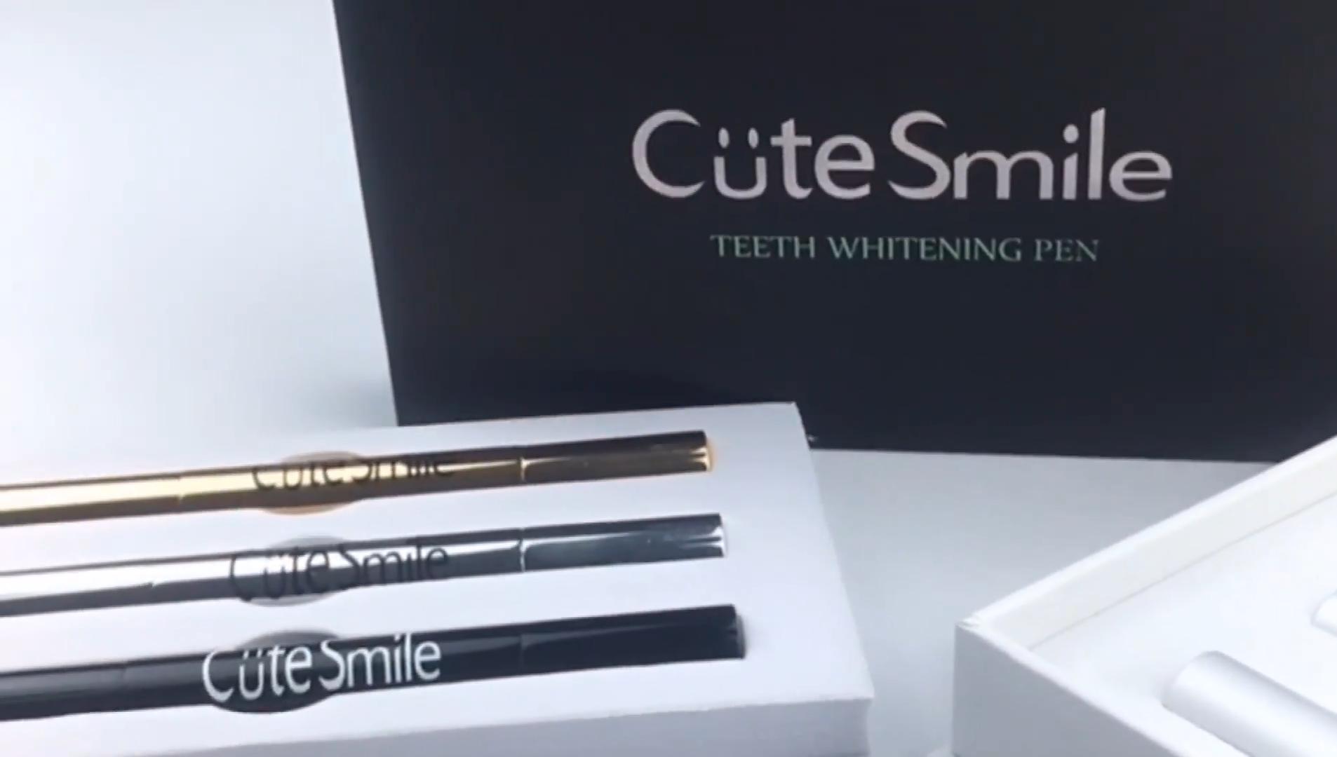 Private Label 2 Packs Teeth Whitening Pen Professional HP/CP/Non-Peroxide Gel Whitening Teeth Gel Pen