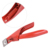 Professional nail art tools U-shaped french style nail extension edge cutters clipper artificial acrylic false nail tip cutters