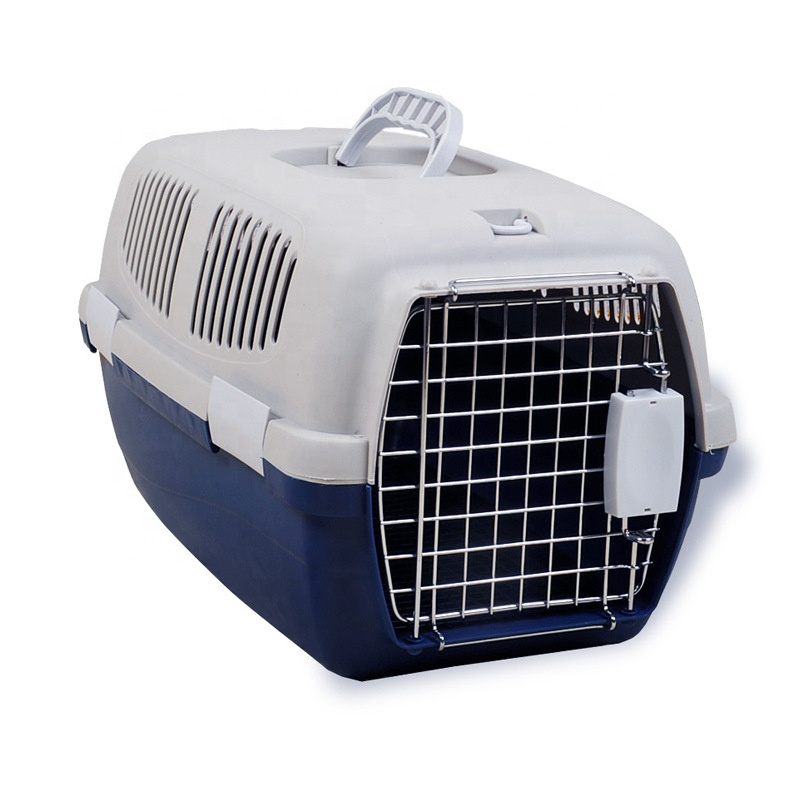 2019 Basics Two-Door Top-Load Pet Kennel wholesale pet shop products transparent pu pvc <strong>dog</strong> carry <strong>bag</strong>