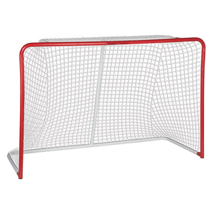 Sports Professional Steel Street Hockey Goal with Folding Steel Frame