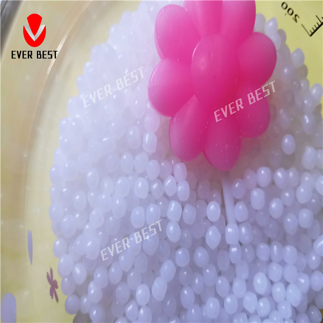 LDPE Resin LUTENE-FB3050 Plastic Raw Material With High Mechanical Property For General And Industrial Packaging Films