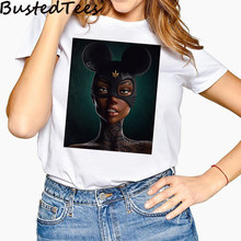 Популярные 90S Новые Харадзюку женские черные футболки с принтом для девочек летние эстетические мягкие Топы футболка размера плюс(Китай)