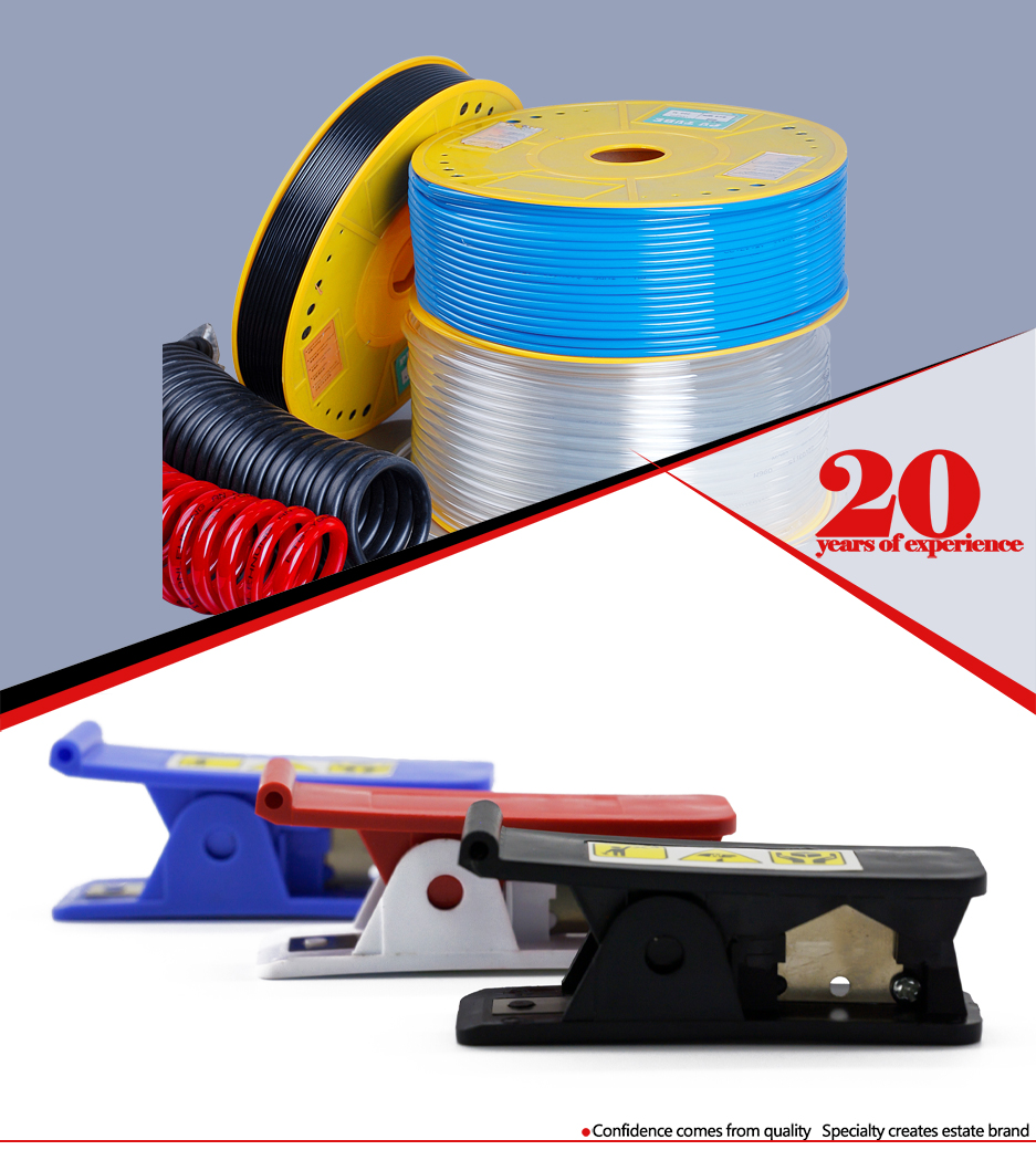 G102 China supplier plastic pneumatic PA PU nylon tube cutter/hose cutter/tubing cutter