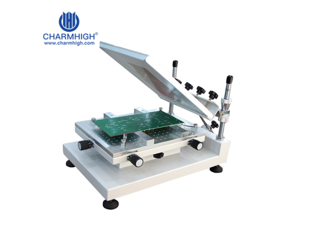 High precision flat screen printing machine 3040 screen printing machine