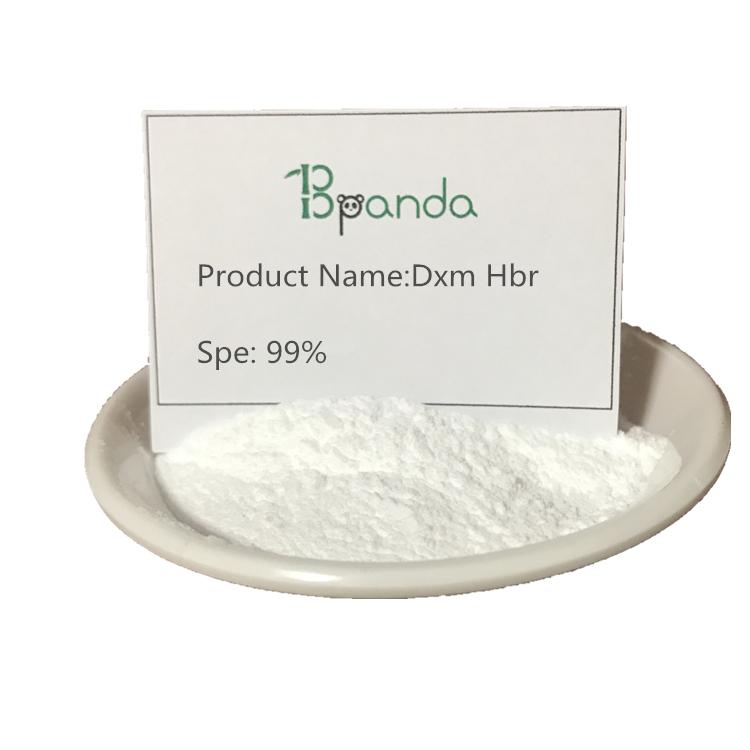 API 99% Dextromethorphan Dxm Bột/Dextromethorphan Hydrobromide