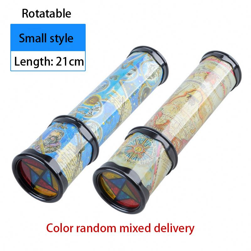 2020 New Toys For Kids Custom Gift High Quality Paper Cartoon Animal Kaleidoscope