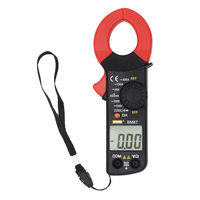 BM87 Digital DC/AC Clamp Meter Portable Multimeter Volt Amp Ohm Diode Tester