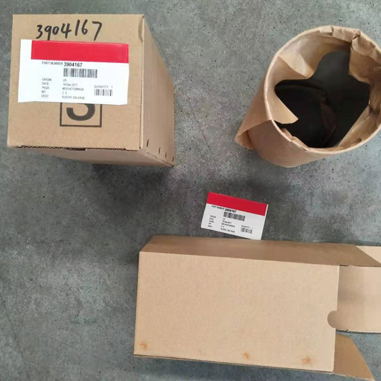 डीजल इंजन डोंगफेंग ट्रक ISDe सिलेंडर लाइनर 3904167