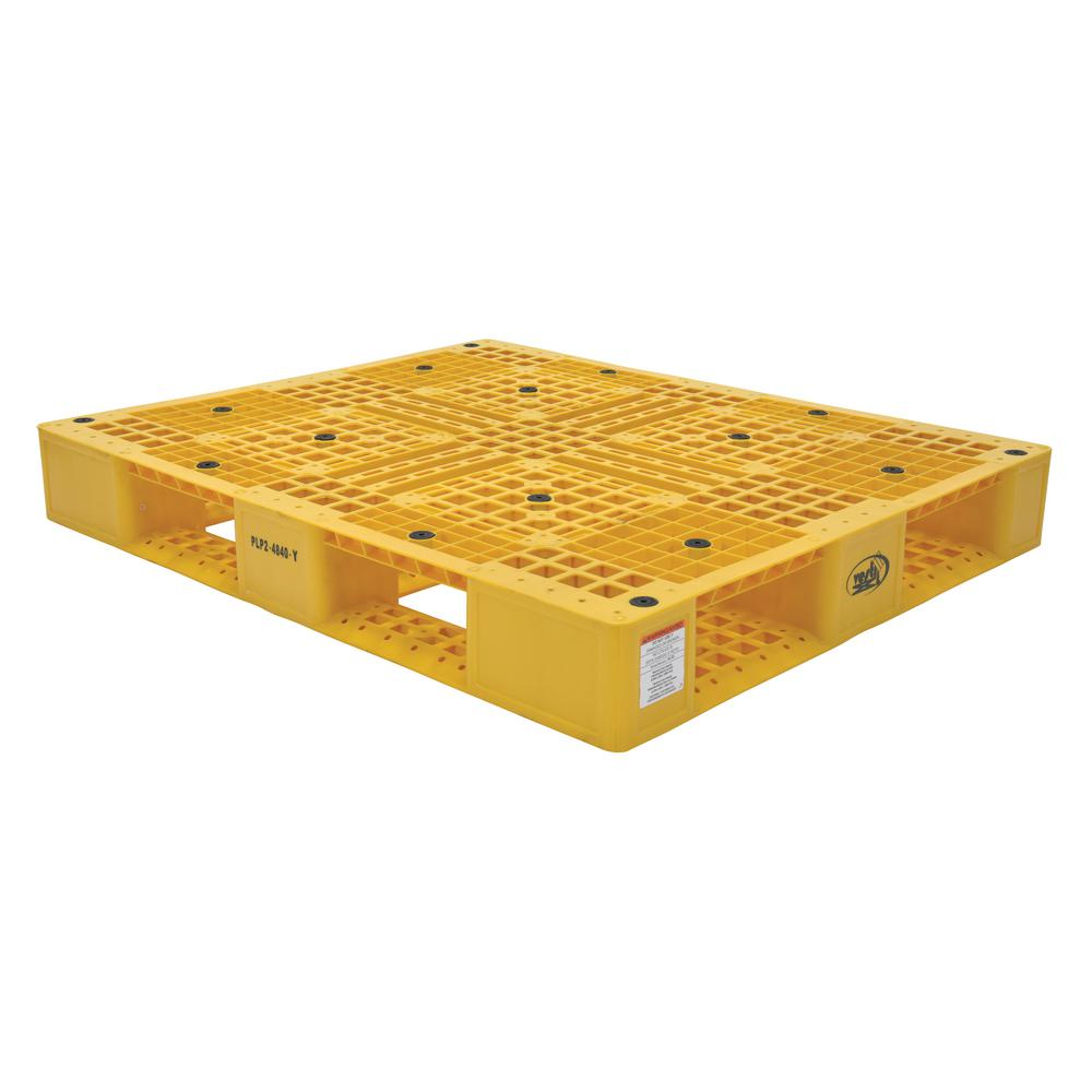 Heavy duty Double Sides Plastic Pallets For Sale