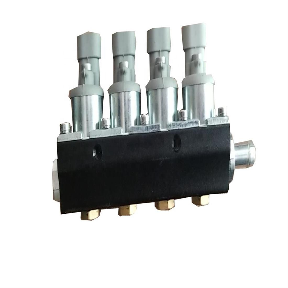 DC12V 2 Ohm <strong>LPG</strong> 4 Cylinder Autogas RAIL IG7 Dakota Injector